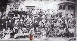 Banda de Irun, Año 1901