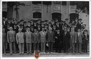 Banda de Irun. Año 1952
